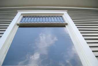 Once repaired, antique windows last decades longer than store-bought replacements.